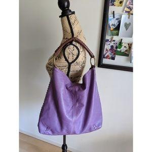 Purple Whipstitch   Lucky Brand